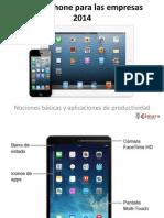 PowerPoint sobre iPad e iPhone para Empresas (I)