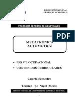 Mecatronica Automotriz 4° Semestre