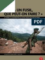 Global Witness 2009 DRC