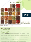 Chufamix Recipe Book Eng