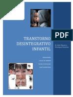Transtorno Desintegrativo Infantil Corregido