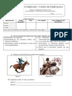 1.3 Teste Diagnóstico - Os Muçulmanos na Península Ibérica (1)