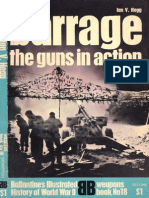 (Weapons Book No.18) Barrage