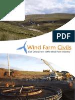 Wind Farm Civils Ltd Brochure