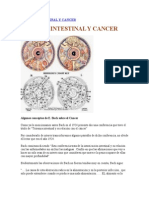 Toxemia Intestinal y Cancer