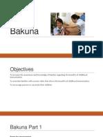 Bakuna Presentation