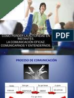 Una Comunicacion Eficaz