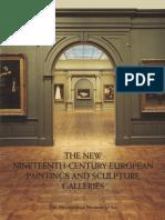 The Metropolitan Museum of Art New York - The New Nineteenth Century European Paintings and Sculpture Galleries