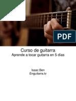 Guitarra Fast Track