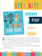 Hooray for Hat Activity Kit