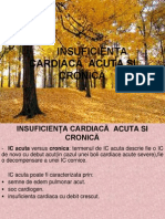 INSUFICIENTA CARDIACA