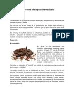 El chocolate y la repostería mexicana