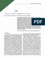 Rheology of Polymer Blends