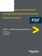 Energy Efficiency Improvement Optimization of the PFC