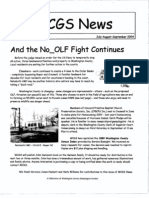 WCGS News - Jul-Sep 2004