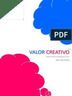 Plantilla 25 - 2007 y 2010 - Valor Creativo
