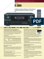 Avr 28053 Product Sheet