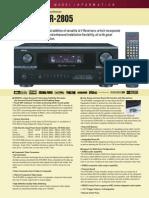 Avr 28053 Product Sheet