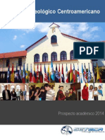 Prospecto Académico 2014