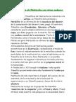 Comparación de Nietzsche con otros autores.doc