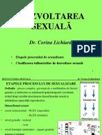 DEZVOLTAREA SEXUALA
