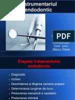 Instrumentariul endodontic
