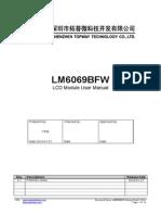 LM6069BFW Manual Rev0.1