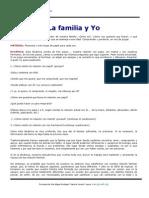La Familia y Yo Www.pjcweb.org