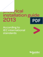 Electrical Installation Guide 2013