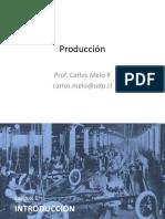 Producción Cap 1