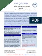 Cmc Mph Brochur 2014