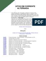 Analise de Circuitos em Corrente Alternada - Rômulo Oliveira Albuquerque - Editora Erica