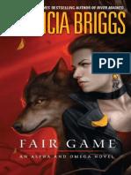 Patricia Briggs - Alfa e Omega 03 - Jogo Justo