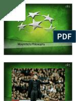 Mourinho Philosophy UEFA Pro License