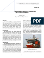 MOSS 2008 Paper 32 - Heavy-Lift Transport Ships - Overview of Existing Fleet and Future Developments