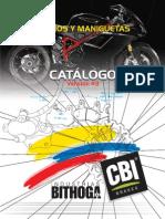 Cbi Brakes Catalogo