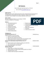 resume 2014 2