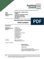 Infrastructure Committee 03.14