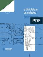 1 a Bicicleta e as Cidades 2ed