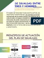 PLAN DE IGUALDAD-COEDUCACIÓN