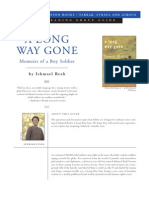 A Long Way Gone Discussion Questions