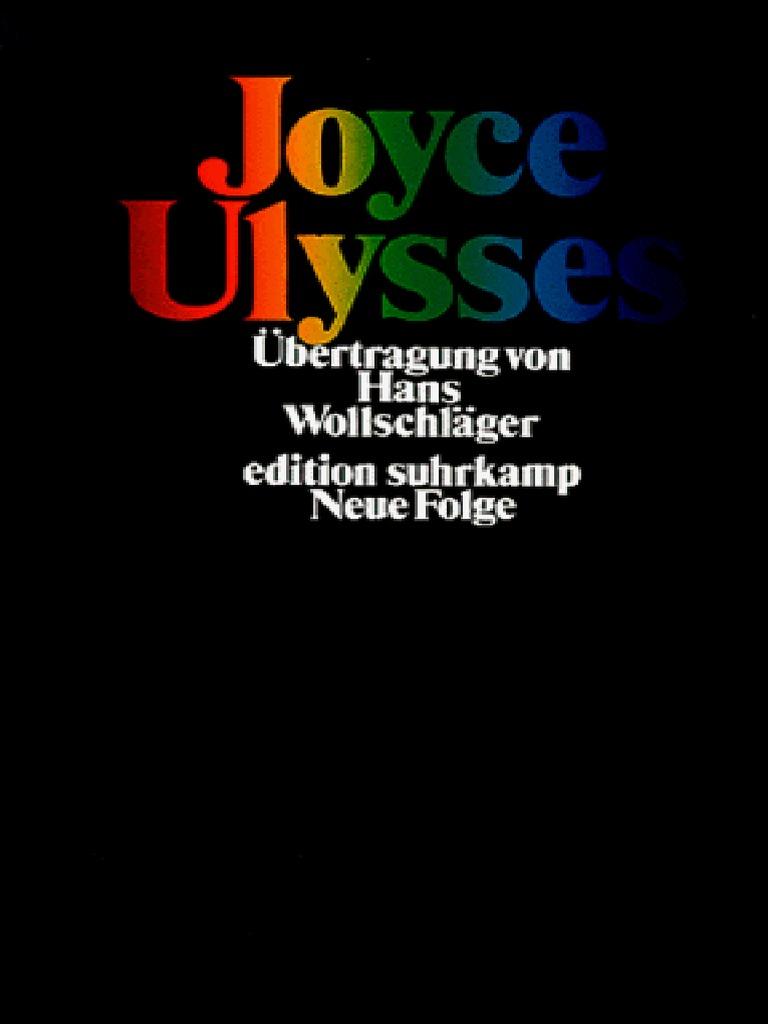 a737d6698d292c James Joyce - Ulysses   Ulysses (Novel)
