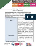 Política Currículo para la Excelencia Académica y la Formación Integral ‐ 40x40