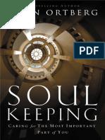 Soul Keeping Sample