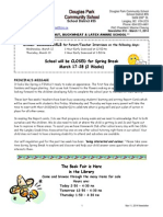 march 11 2014 newsletter