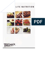 programa nutricional elite insanity
