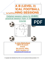 Uefa b Every Practical Session Book (1)