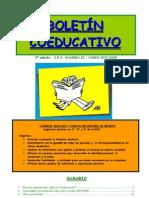 BOLETÍN COEDUCATIVO 07-08