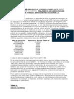 Analisis General-reglamento de Servicio Anexo Viii