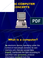 Midterm (Basic Computer Concepts)